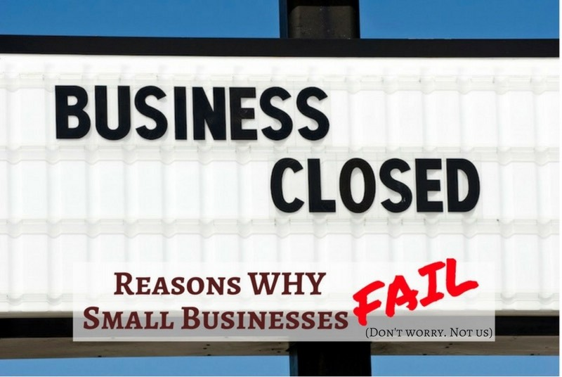 The Most Likely Reasons Why Small Businesses Fail In Brevard County